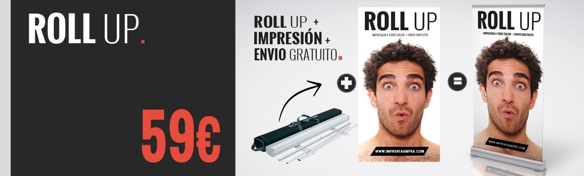 impresión Roll UP
